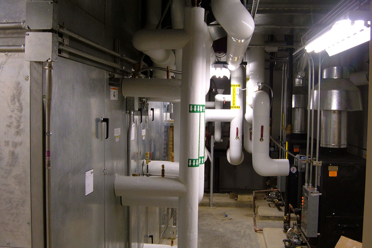 Ables Heating Cooling Electrical Commercial Mechanical Room 0.JPG