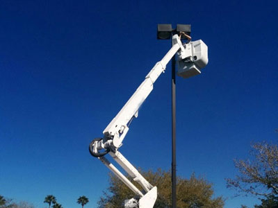 Ables Inc Electrical Bucket Pole Truck Services 2