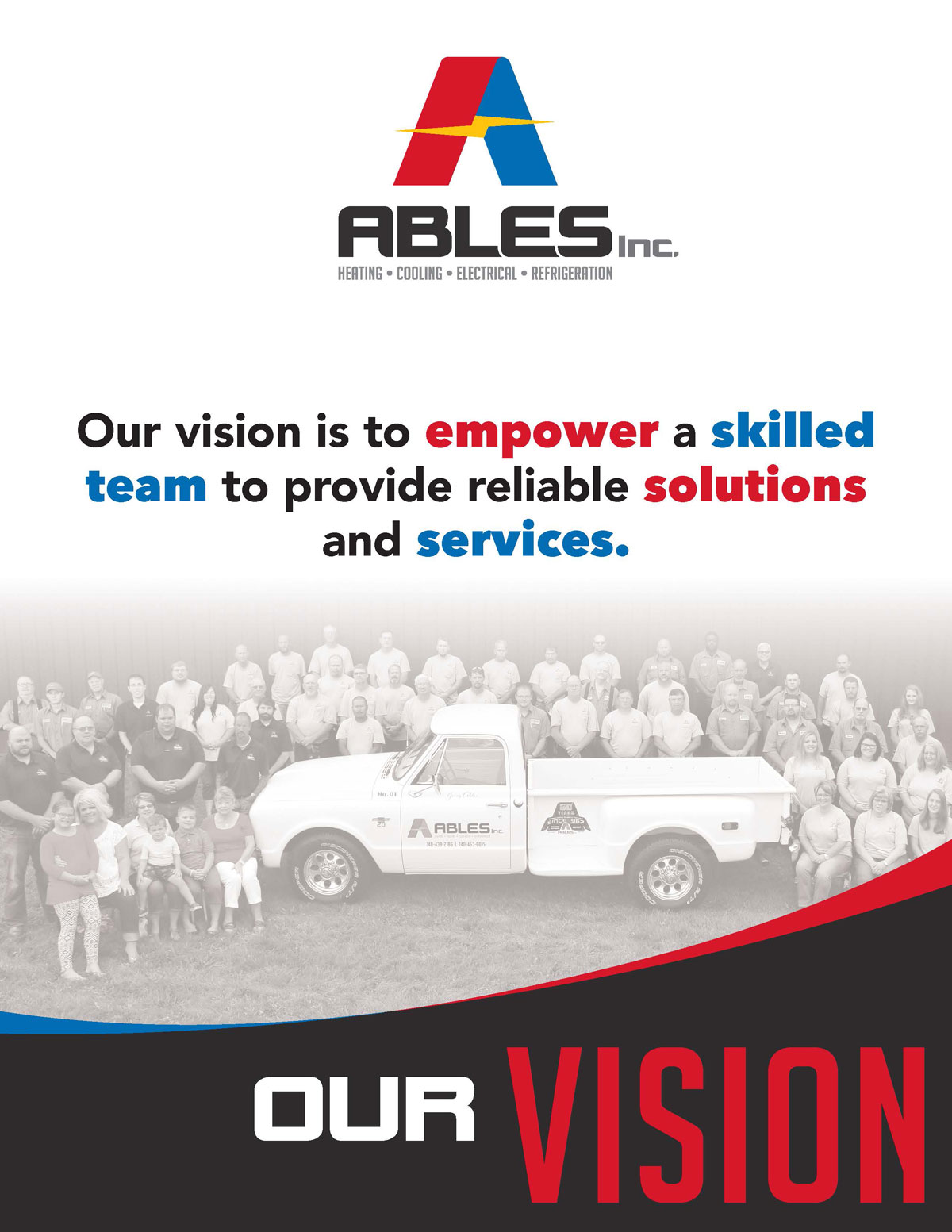 Ables Inc Mission Vision Values 2